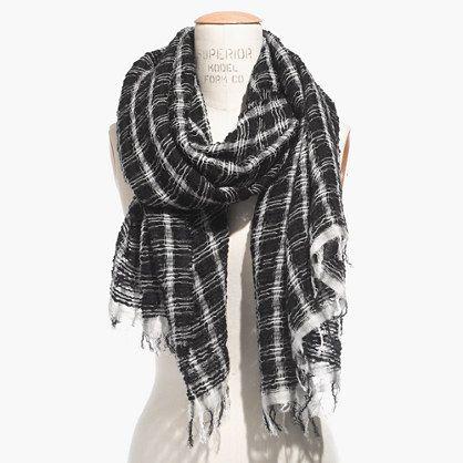 Madewell - et sézane® textured scarf $78