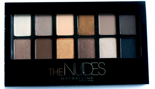 Maybelline The Nudes Expert Wear Palette