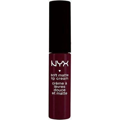 NYX Cosmetics Soft Matte Lip Cream Copenhagen $5.99