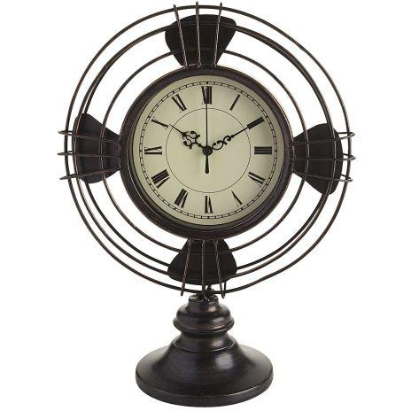 Pier 1 Imports Fan Clock $20