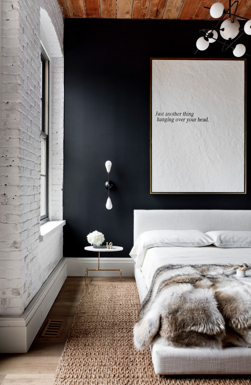 the dream is to one day have a studiohome space with an exposed brick wall to use for photo shoots and general inspiration i love the industrial feel of