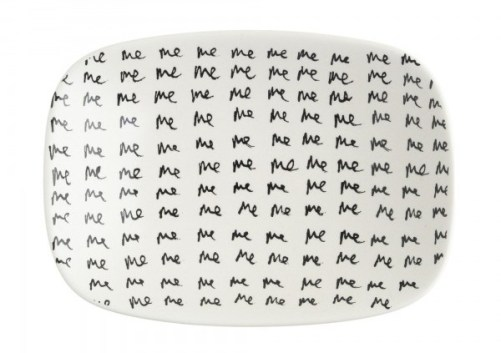 HUGO GUINNESS™ FOR J.CREW OVAL CATCHALL