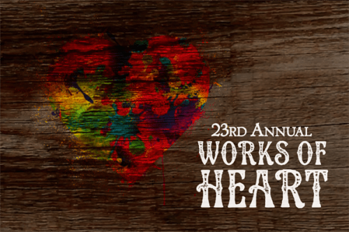 2015 MCAC Works of Heart Auction