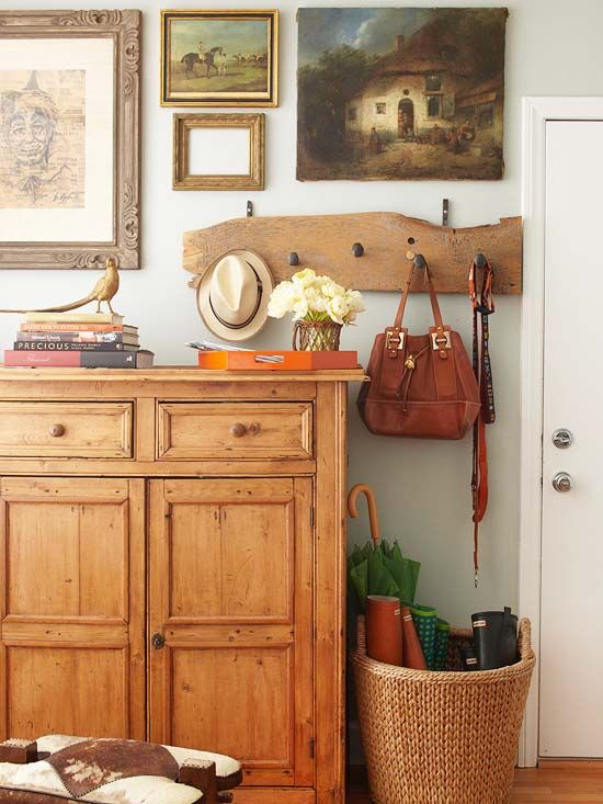 Eclectic-Entryway-Mudroom