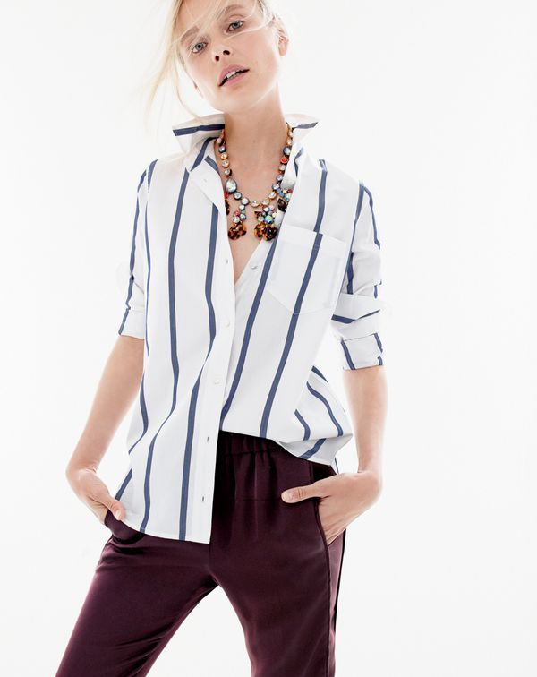 J. Crew August 2015 Style Guide