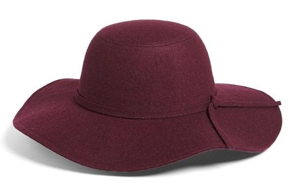 Leith Floppy Felt Hat