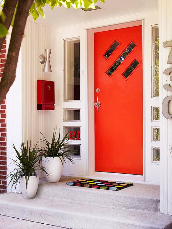 Colorful Front Door4