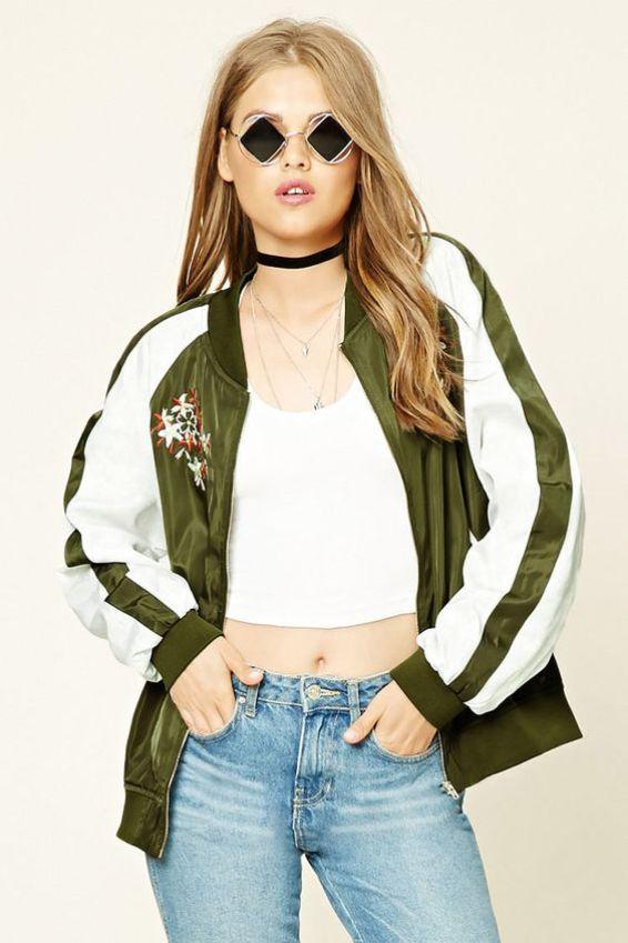 lightweight souvenir jacket