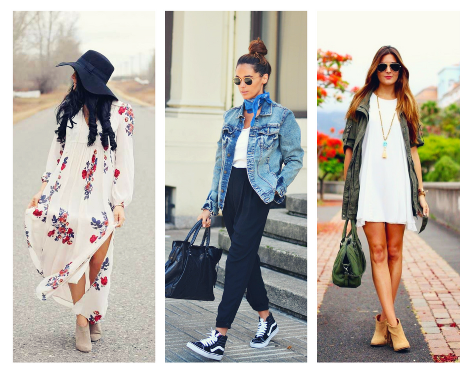 5 Fresh Outfit Ideas for the Weekend