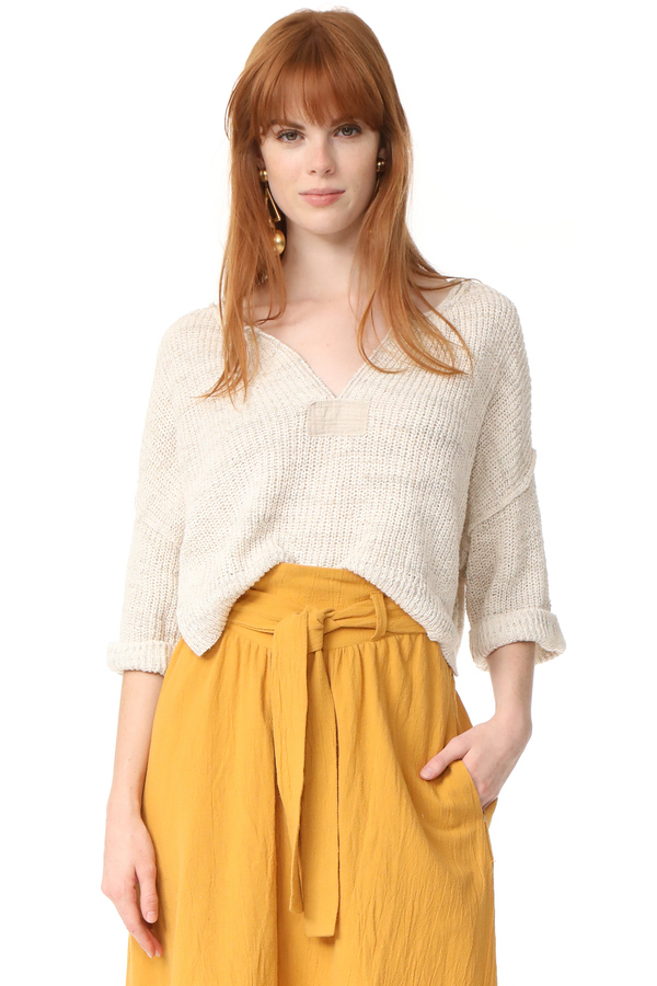 Free People Daybreak Sweater