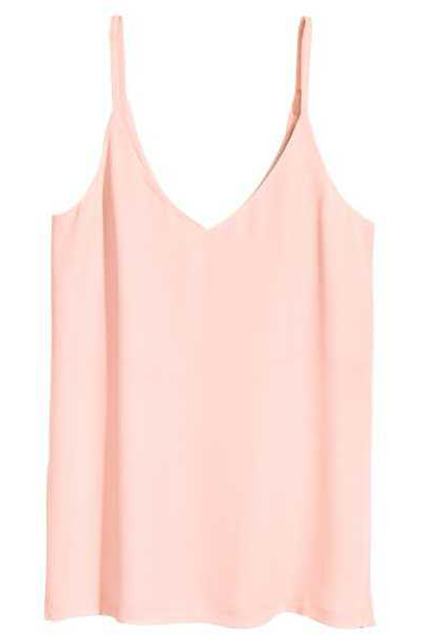 H&M V-neck Camisole Top