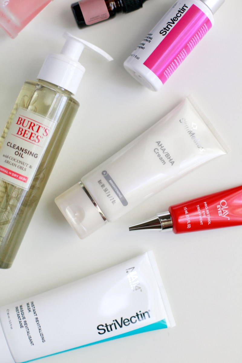 Skincare Basics For Your 30s