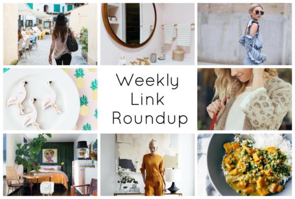 Weekly Link Roundup