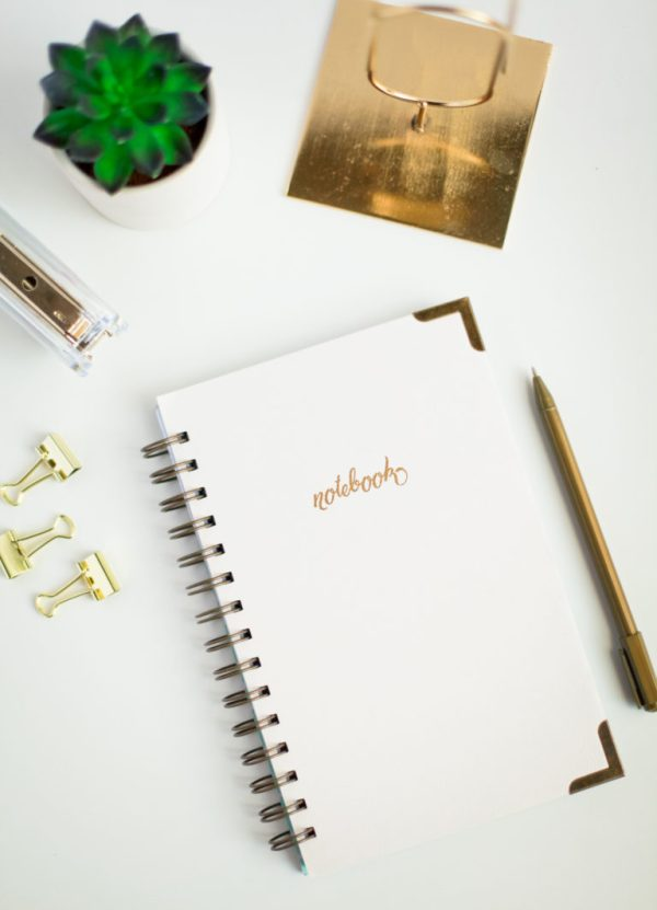 white-gold-notebook