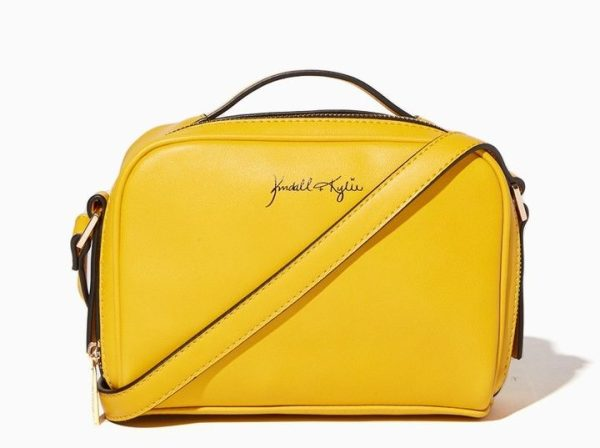Kendall + Kylie Pose For The Camera Bag