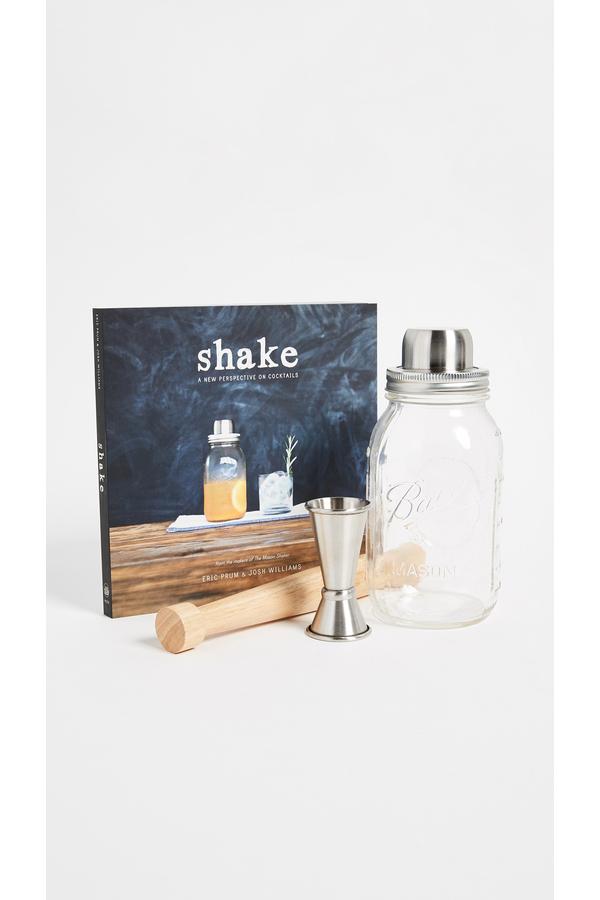 Gift Boutique The Mason Shaker Barware Set
