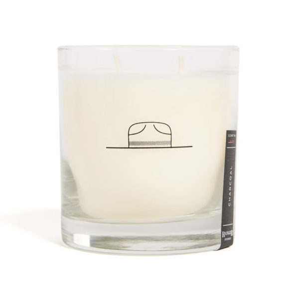 Ranger Station Scent No. 009 Charcoal Candle