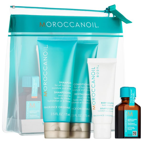 MOROCCANOIL Travel Favorites