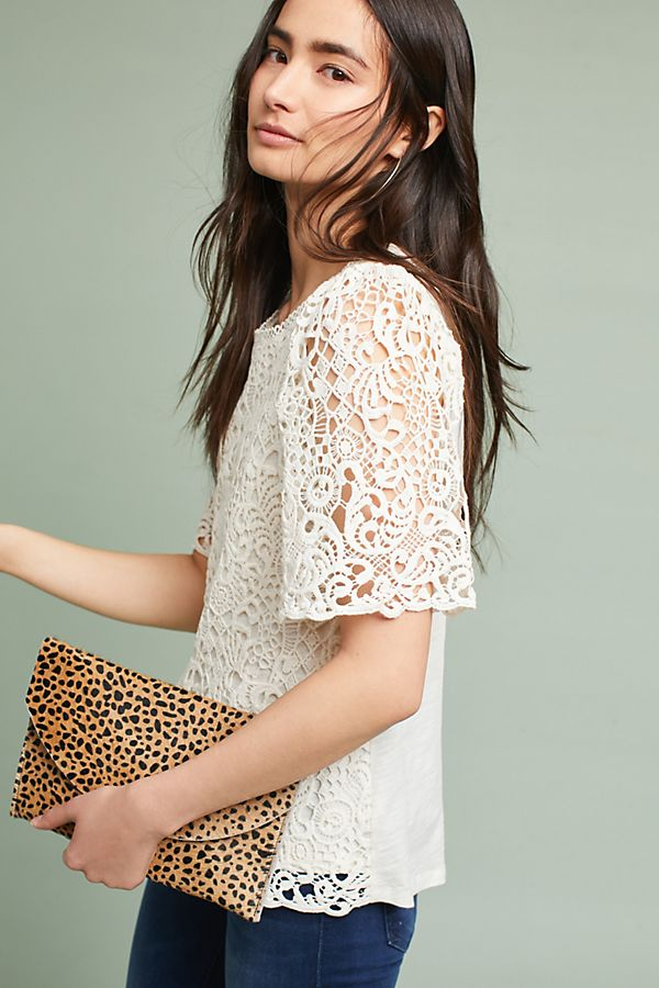 Eri + Ali Suzy Lace Top