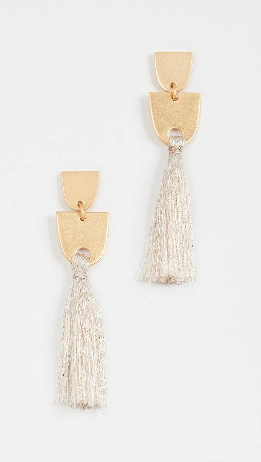 Madewell Tassel Earrings