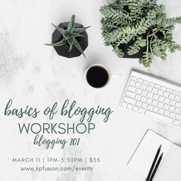 Basics-Blogging-Workshop-KPFSUSION