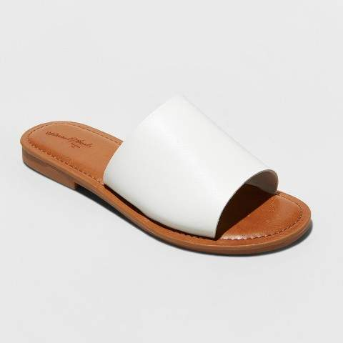 Universal Thread Bertina Slide Sandals