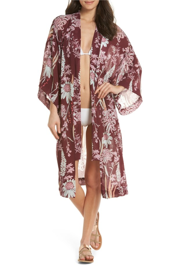 Free People If You Say So Long Wrap