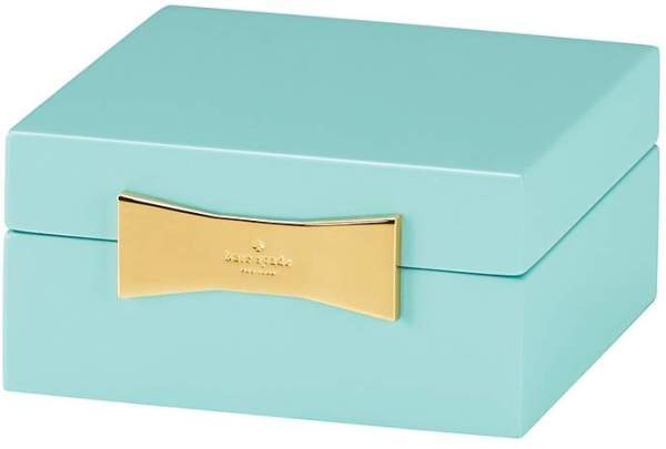 kate spade new york Garden Drive Square Jewelry Box