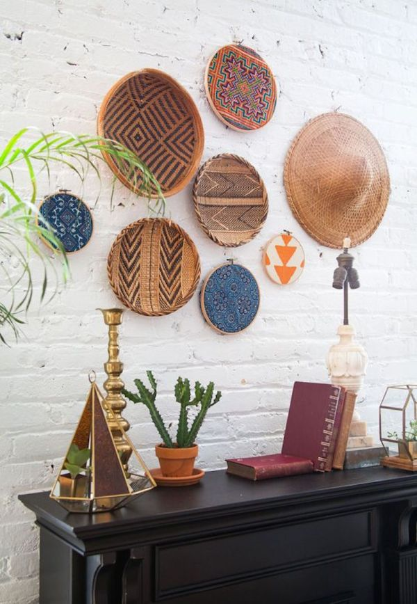 10 Ideas For Wall Art That Isnt Art