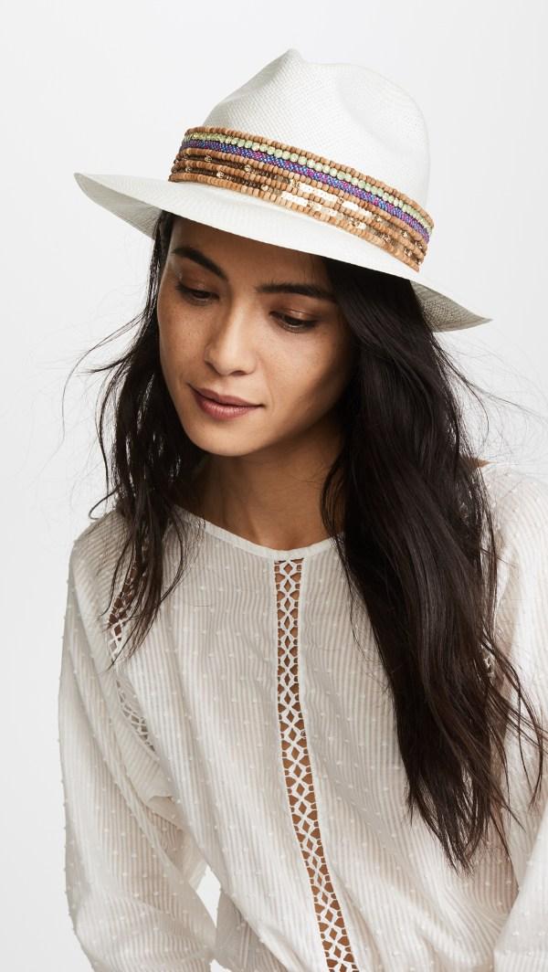 Jaunt The Anacapri Small Brim Panama Hat