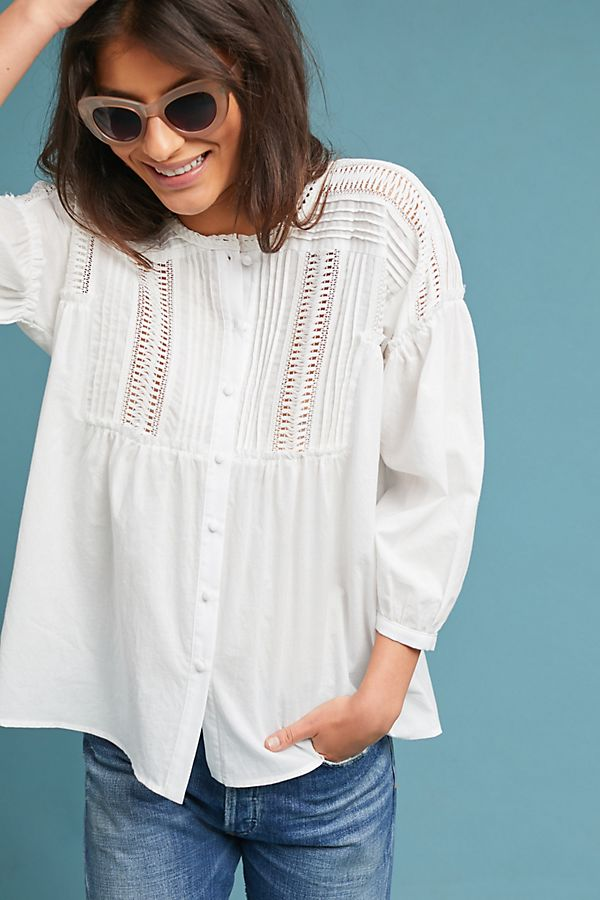 Milla Lace Tunic