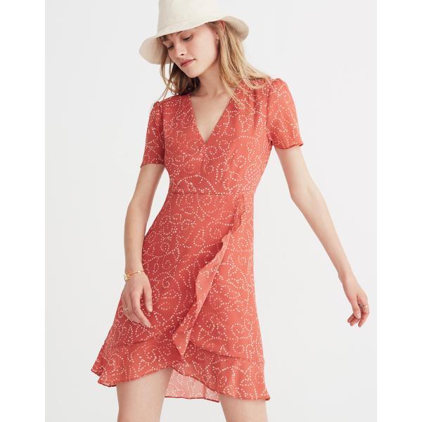 Posy Ruffle Dress