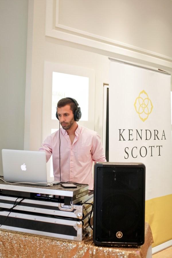 Kendra Scott Memphis Blogger Shopping Party