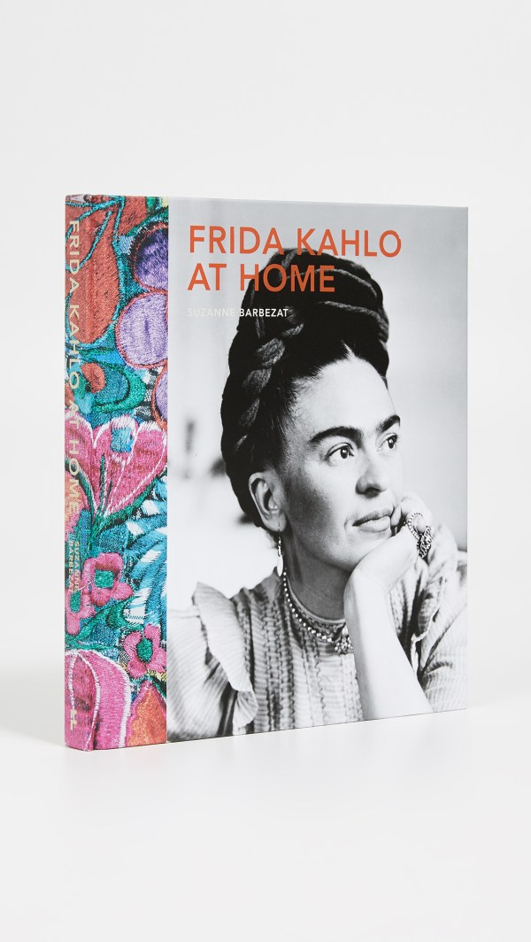 Books with Style Frida Kahlo at Home