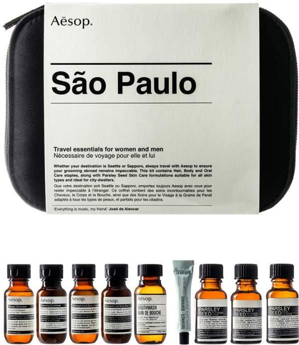Aesop City Kit Sao Paulo