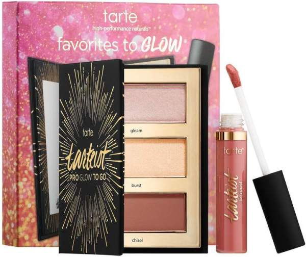 Tarte tarte - Favorites to Glow Color Collection
