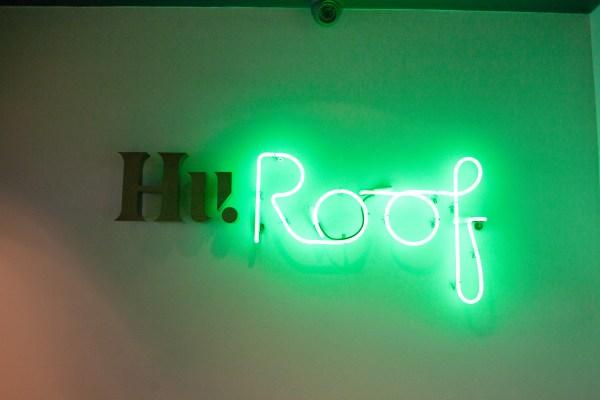 The Hu Hotel Rooftop Bar Memphis