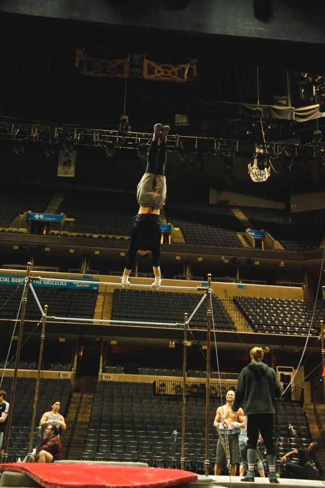 Cirque Du Soleil Corteo Memphis