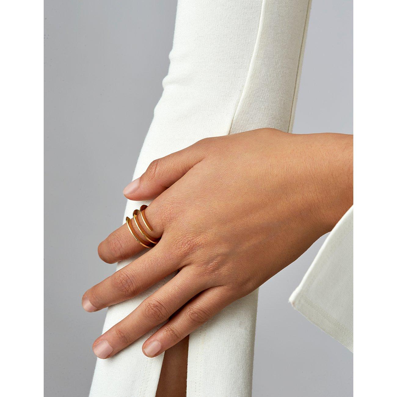 Jenny Bird Revolve Ring