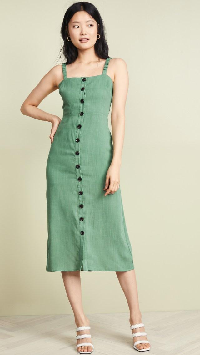 leRumi Ashley Midi Dress