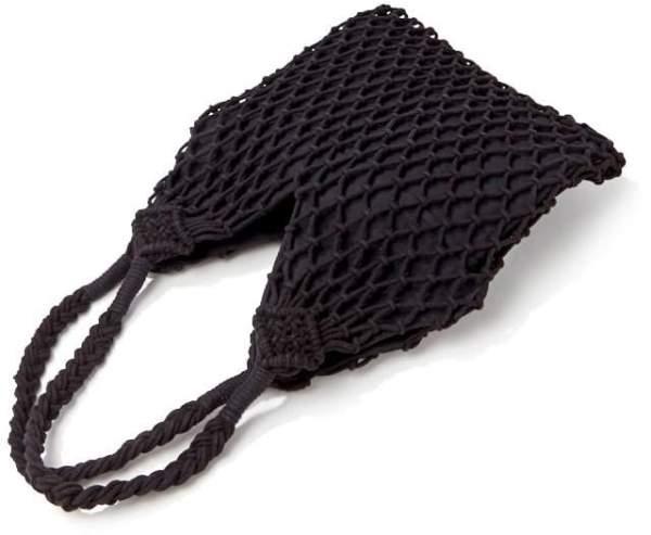 Forever 21 Crochet Tote Bag