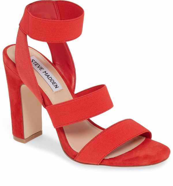 Steve Madden Tiffani Ankle Strap Sandal
