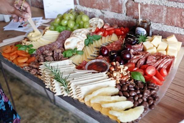 Feast + Graze Memphis TN Charcuterie Board