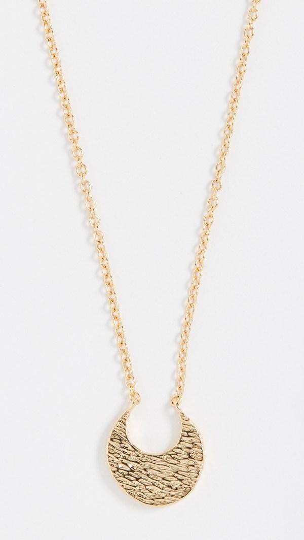 Gorjana Rae Charm Adjustable Necklace