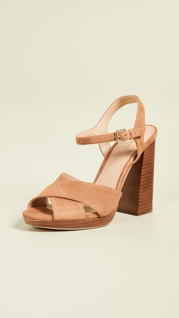 Michael Michael Kors Alexia Strappy Sandals