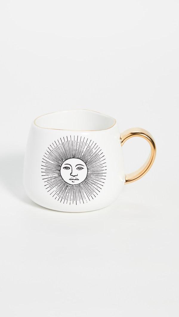 Shopbop Home Sun and Moon Mug