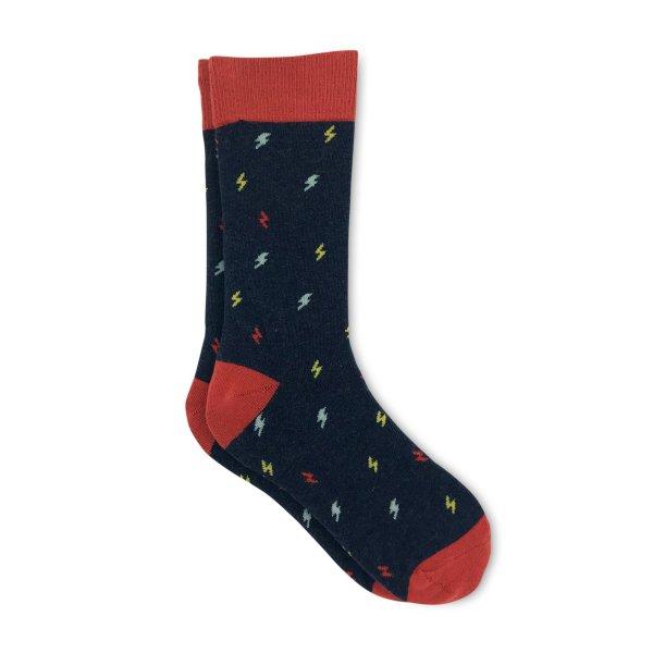 Society Socks Lightning Bolt Socks