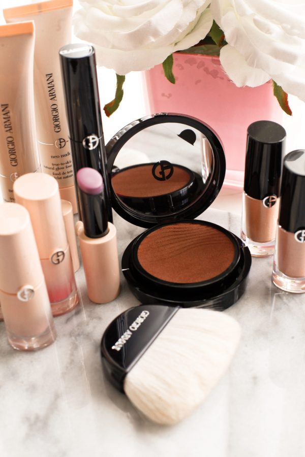 Armani Neo Nude Makeup Collection