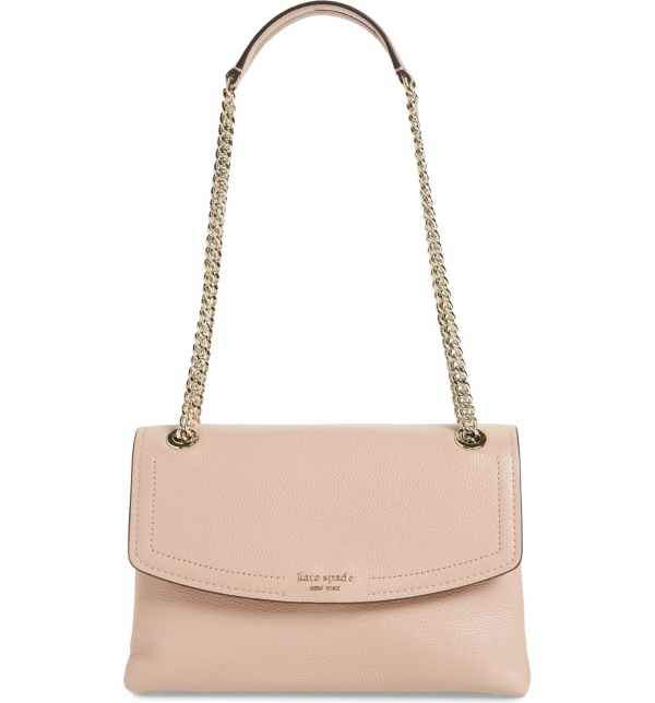 Kate Spade Large Florence Leather Shoulder Bag