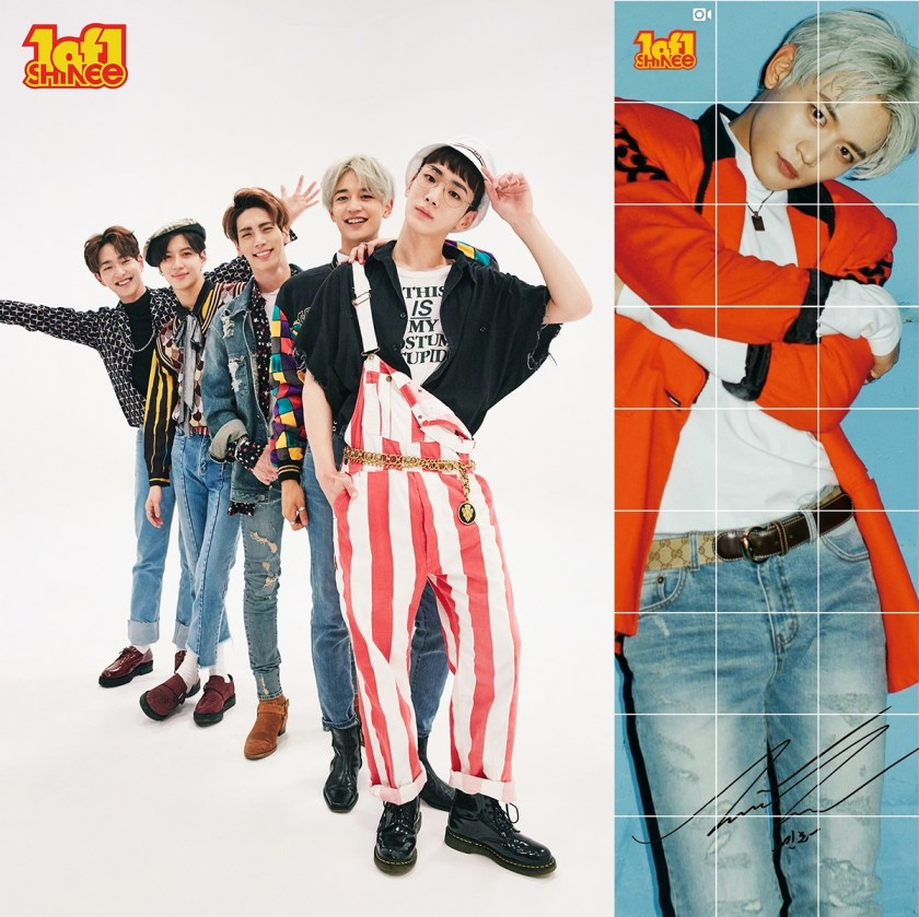 Key SHINee Ajak Penggemar Dengarkan 'Feel Good' di Teaser '1 of 1'